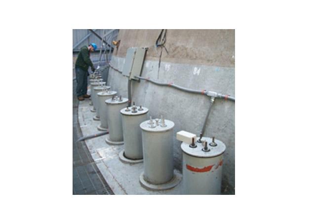 Concrete Post-Tension Tendon Condition Monitoring