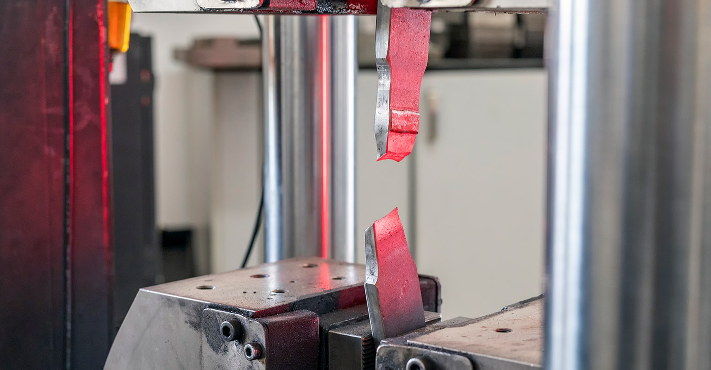 Materials Laboratory testing facility