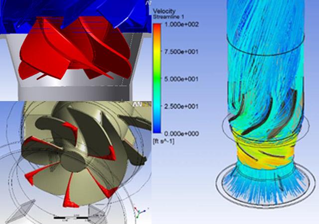 Pump Impeller Improvements - Engineering Design Consulting