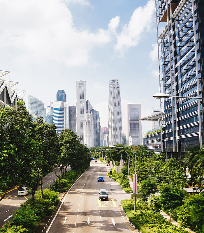 Financial Incentives for corporate and commercial infrastructure leveraging green energy saving programs