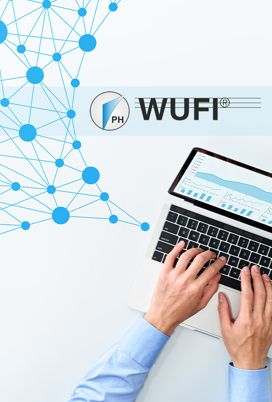 WUFI Software for Thermal & Condensation Analysis