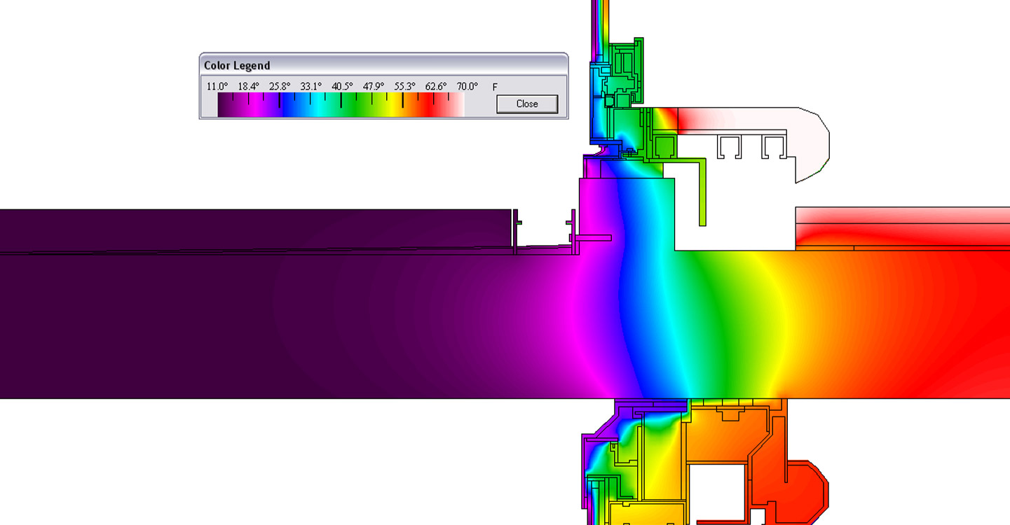 Energy & Sustainability Thermal & Condensation Analysis